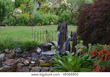 Arte del jardín
