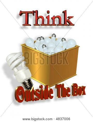 Think Outside The Box Energy Saving