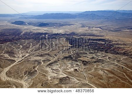 Borrego Badlands