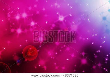 Abstrakte magische Lichtstrahlen Hintergrund