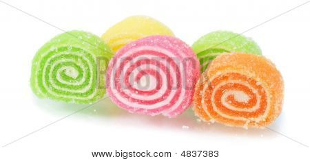 Five Tasty Candy