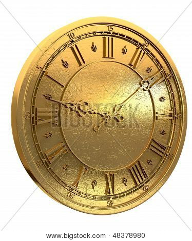 Time Is Money Coin