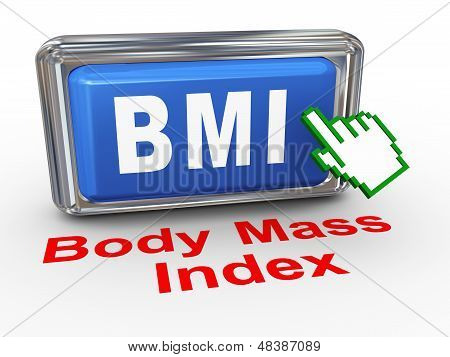 3D Hand Cursor Bmi - Body Mass Index