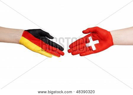 Partnership Between Switzerland And Germany