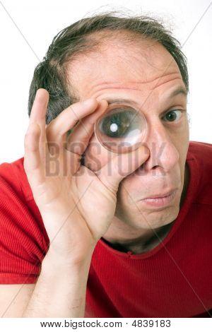 Eye Of Inspection