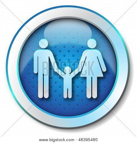 Symbol family icon