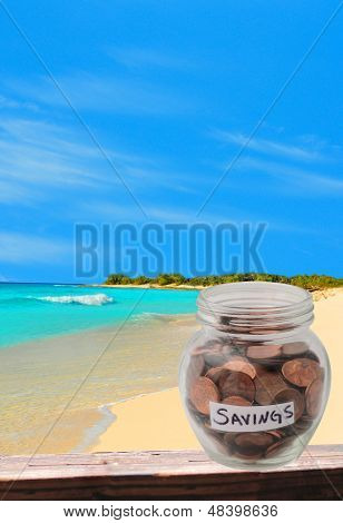 Saving For Dream Vacation