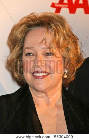 Kathy Bates at AARP The Magazine's 2007 Movies For Grownups Awards. Hotel Bel-Air, Los Angeles, CA. 02-06-07