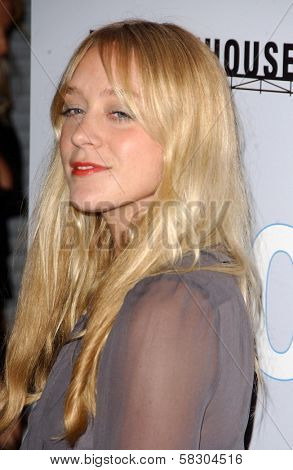 Chloe Sevigny at the Los Angeles premiere of