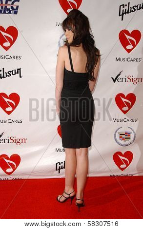Stevie Scott at the 2007 MusiCares Person of the Year Honoring Don Henley. Los Angeles Convention Center, Los Angeles, CA. 02-09-07