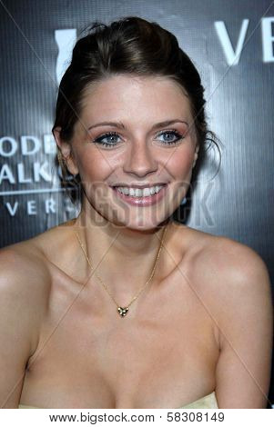 Mischa Barton at the celebration for The Rodeo Drive Walk of Style Award given to Gianni and Donatella Versace. Beverly Hills City Hall, Beverly Hills, CA. 02-08-07