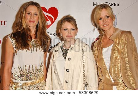Dixie Chicks at the 2007 MusiCares Person of the Year Honoring Don Henley. Los Angeles Convention Center, Los Angeles, CA. 02-09-07