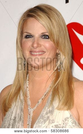 Trisha Yearwood at the 2007 MusiCares Person of the Year Honoring Don Henley. Los Angeles Convention Center, Los Angeles, CA. 02-09-07