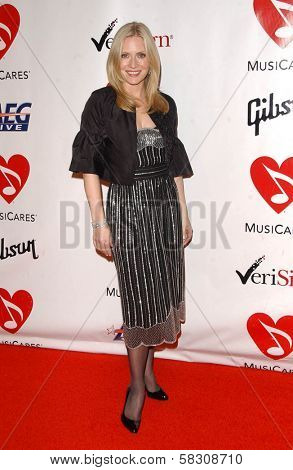 Emily Procter at the 2007 MusiCares Person of the Year Honoring Don Henley. Los Angeles Convention Center, Los Angeles, CA. 02-09-07