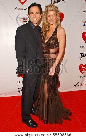 Dr. William Dorfman and Jennifer Murphy at the 2007 MusiCares Person of the Year Honoring Don Henley. Los Angeles Convention Center, Los Angeles, CA. 02-09-07