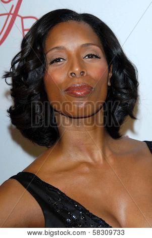 Tasha Smith at the
