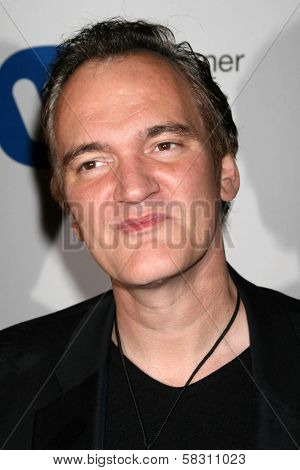 Quentin Tarantino at the Warner Music Group 2007 Grammy After Party. The Cathedral,  Los Angeles, CA. 02-11-07