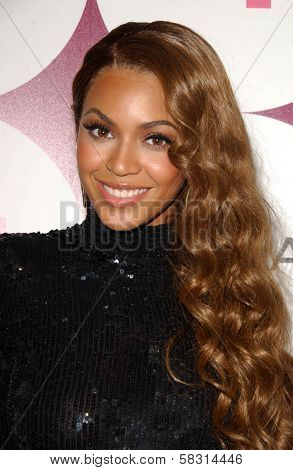 Beyonce Knowles at the People Magazine Post Grammy Party. Eleven, West Hollywood, CA. 02-11-07