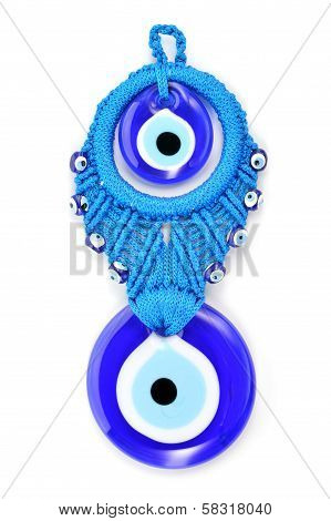 Traditional Turkish Amulet Evil Eye