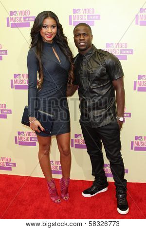 Kevin Hart at the 2012 Video Music Awards Arrivals, Staples Center, Los Angeles, CA 09-06-12