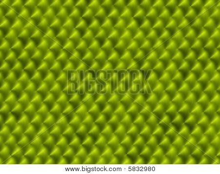 Metall verde