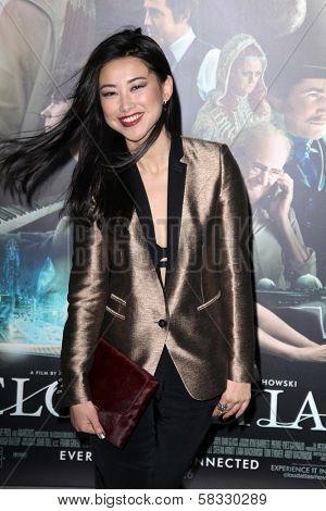 Zhu Zhu at the