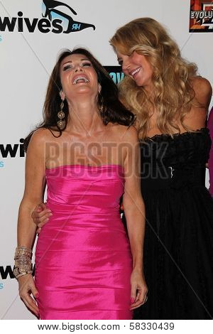 Lisa Vanderpump, Brandi Glanville at