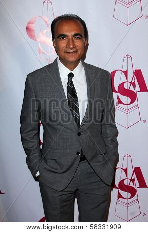 Iqbal Theba at the Casting Society of America Artios Awards, Beverly Hilton, Beverly Hills, CA 10-29-12