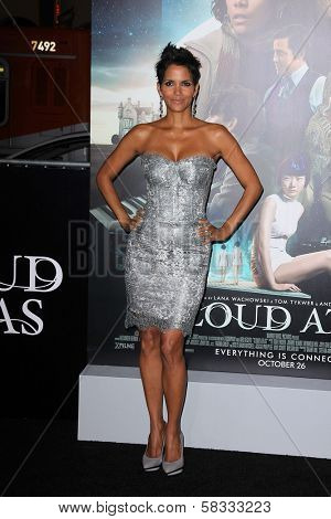 Halle Berry at the