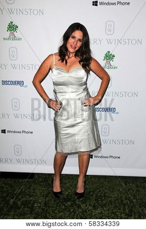 Soleil Moon Frye at the First Annual Baby2Baby Gala Presented by Harry Winston, Book Bindery, Culver City, CA 11-03-12
