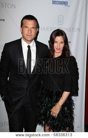 Jason Bateman, Amanda Anka at the First Annual Baby2Baby Gala Presented by Harry Winston, Book Bindery, Culver City, CA 11-03-12