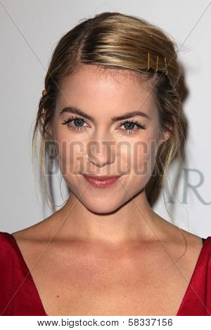 Laura Ramsey at the First Annual Baby2Baby Gala Presented by Harry Winston, Book Bindery, Culver City, CA 11-03-12