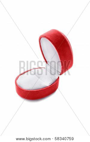 Red Jewel Box