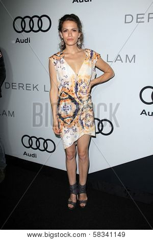Bethany Joy Lenz at Audi and Derek Lam Kick Off Emmy Week 2012, Cecconi's, West Hollywood, CA 09-16-12