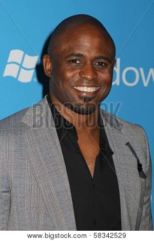 Wayne Brady at the CBS 2012 Fall Premiere Party, Greystone Manor, West Hollywood, CA 09-18-12