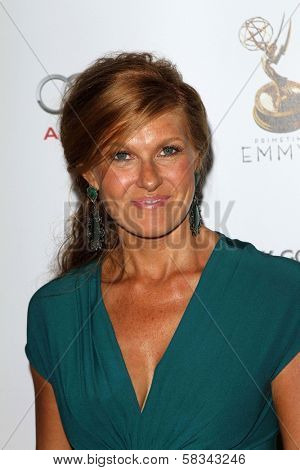 Connie Britton at the 64th Primetime Emmy Award Performer Nominee Reception, Spectra by Wolfgang Puck, West Hollywood, CA 09-21-12
