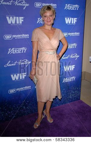 Martha Plimpton at the Variety and Women In Film Pre-Emmy Event, Scarpetta, Beverly Hills, CA 09-21-12