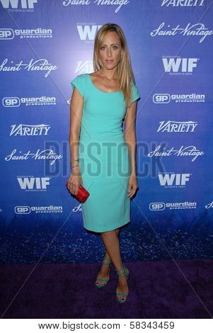 Kim Raver at the Variety and Women In Film Pre-Emmy Event, Scarpetta, Beverly Hills, CA 09-21-12