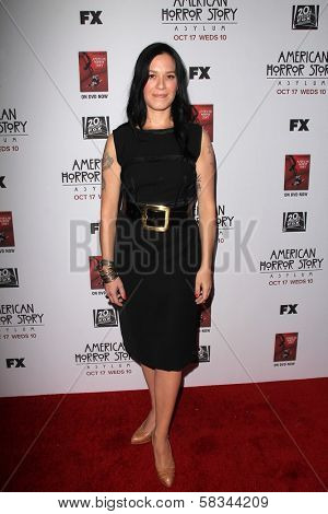 Franka Potente at the Premiere Screening of FX's