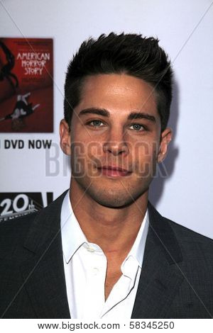 Dean Geyer at the Premiere Screening of FX's