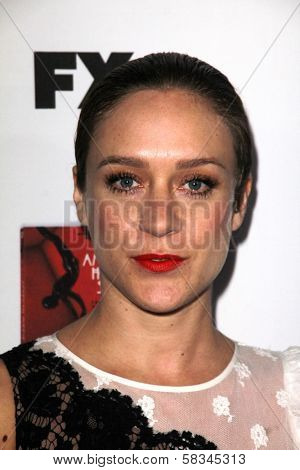 Chloe Sevigny at the Premiere Screening of FX's