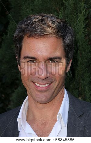 Eric McCormack at the Rape Treatment Center Fundraiser hosted by Viola Davis and honoring Norman Lear, Greenacres, Neberly Hills, CA 10-14-12