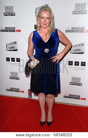 Kym Karath at the 26th American Cinematheque Award Honoring Ben Stiller, Beverly Hilton Hotel, Beverly Hills, CA 11-15-12