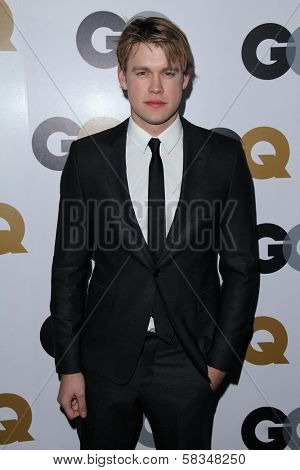 Chord Overstreet at the GQ Men Of The Year Party, Chateau Marmont, West Hollywood, CA 11-13-12