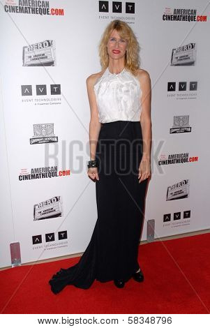 Laura Dern at the 26th American Cinematheque Award Honoring Ben Stiller, Beverly Hilton Hotel, Beverly Hills, CA 11-15-12