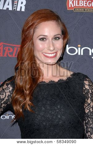 Jessica Blair Herman at Variety's 3rd Annual Power of Comedy, Avalon, Hollywood, CA 11-17-12