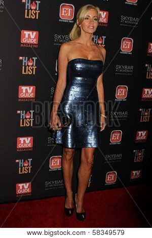 Camille Grammer at the 2012 TV Guide Magazine Hotlist Party, Skybar, West Hollywood, CA 11-12-12