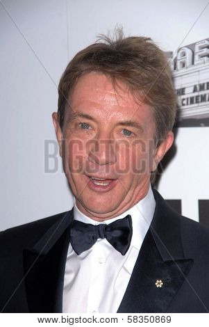 Martin Short at the 26th American Cinematheque Award Honoring Ben Stiller, Beverly Hilton Hotel, Beverly Hills, CA 11-15-12