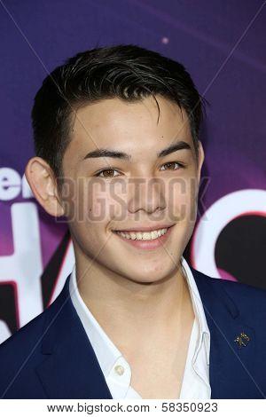 Ryan Potter at the 2012 TeenNick HALO Awards, Hollywood Palladium, Hollywood, CA 11-17-12