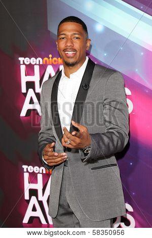 Nick Cannon at the 2012 TeenNick HALO Awards, Hollywood Palladium, Hollywood, CA 11-17-12